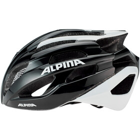 Alpina Fedaia Casco, black-white